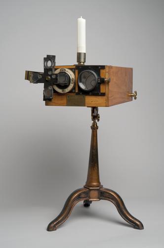Optometer volgens Javal