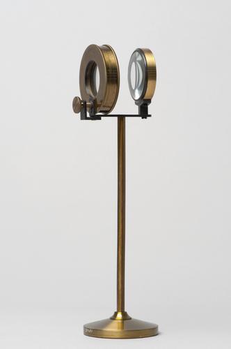 Cilinderlens volgens Stokes