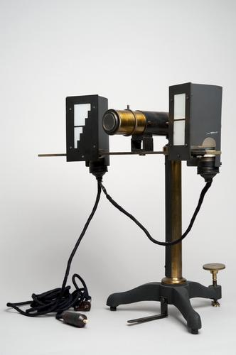 Ophthalmometer volgens Javal-Schiotz