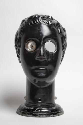 Fantoom voor het beoefenen van oogoperaties