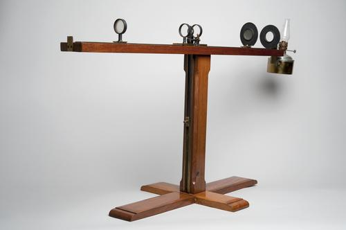 Phakometer volgens Snellen