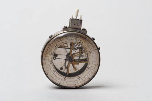 Tonometer volgens Monnik, tweede model
