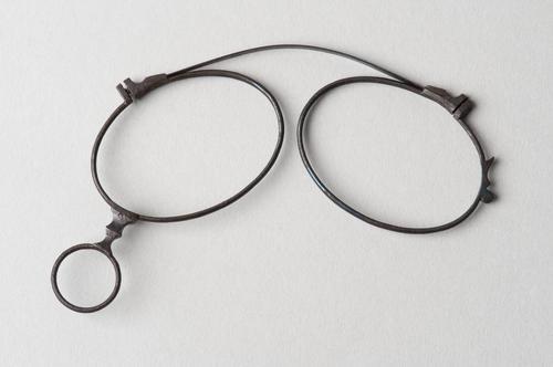 Opvouwbare knijpbril