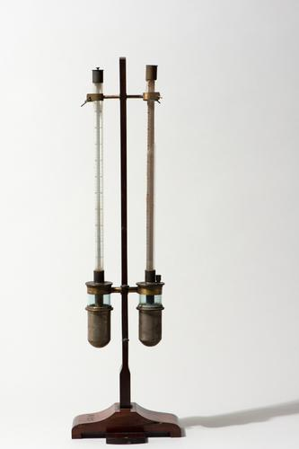 Hygrometer naar Regnault