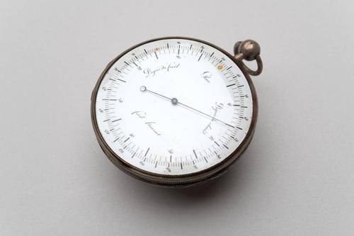 Metaalthermometer volgens Jurgensen