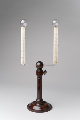 Differentiaalthermometer volgens Leslie