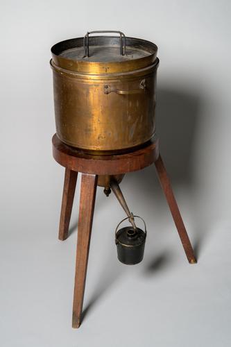 Caloriemeter naar Lavoisier en Laplace