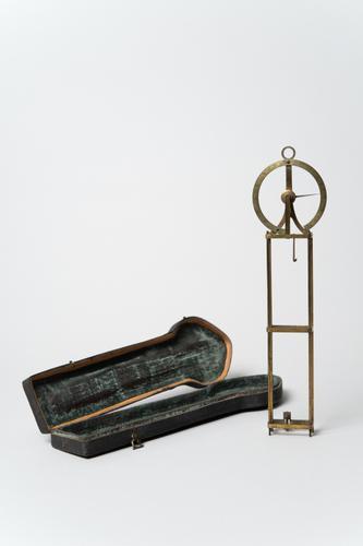 Baleinhygrometer volgens Deluc